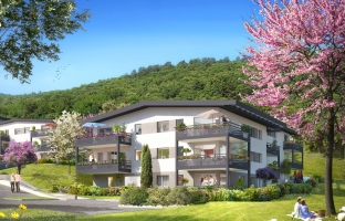 Programme immobilier neuf Aix les Bains