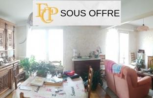 Exclusivité FCP T3 de 67m² centre ville Aix Les Bains